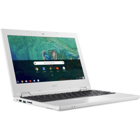 "Acer Chromebook 11 CB3-132-C0EH 11.6"" LCD Chromebook - Intel Celeron N3060 Dual-core (2 Core) 1.60 GHz - 4 GB DDR3L SDRAM - 32 GB Flash Memory - Chrome OS - 1366 x 768 - ComfyView, In-plane Switc"