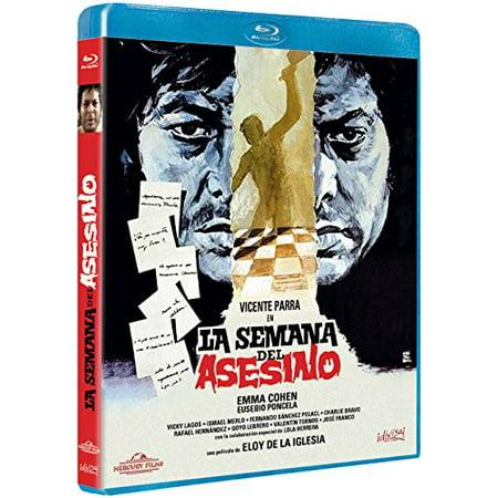 The Cannibal Man (1973) ( La semana del asesino ) [ Blu-Ray, Reg.A/B/C Import - Spain ] ()