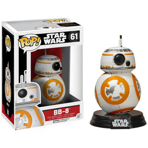 Funko Pop! Star Wars EP7 6218 Pop! Star Wars: EP7 BB-8