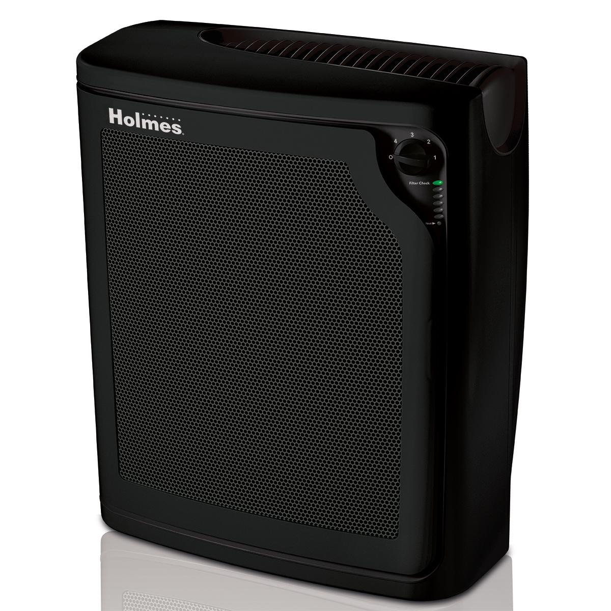 Holmes Allergen HEPA Large Console, Black (HAP8650B-NU)