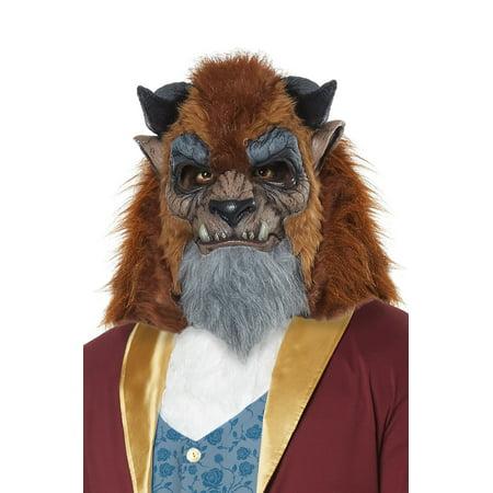 Storybook Beast Mask - Beast Halloween Mask