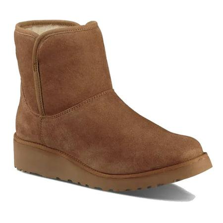 173ebef4276 ugg women's kristin winter boot, chestnut, 7.5 b us