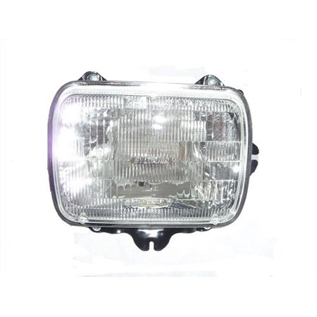 Go-Parts » 1980 - 1986 Mercury Cougar Front Headlight Headlamp Assembly Front Housing / Lens / Cover - Left (Driver) Side E3DZ 13008 B FO2500124 Replacement For Mercury Cougar