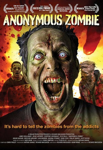 Anonymous Zombie (DVD) by