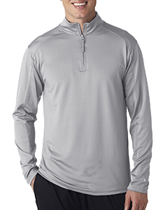 Badger Windshirt 4280 Men's 1/4-Zip Lightweight Pullover Jacket
