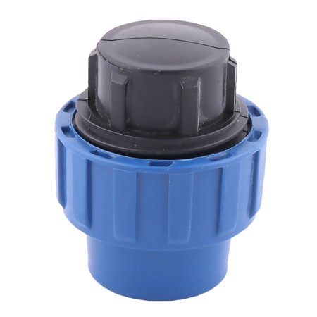 Hose Thread Cap - Garden Irrigation Sprinkler Pipe End Cap Hose Adapter Connector 3/4BSP Thread