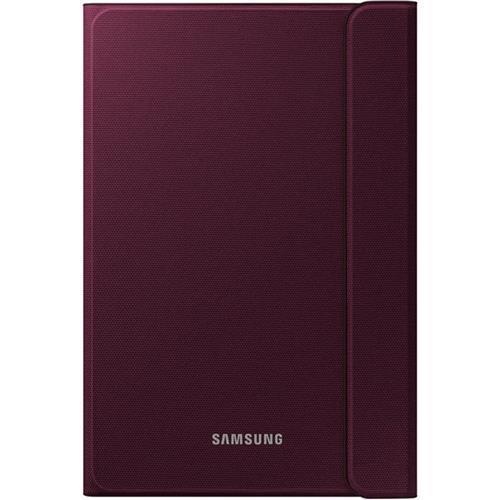 Samsung Book Cover for Samsung Galaxy Tab A 8.0 Velvet Wine EF-BT350WQEGUJ
