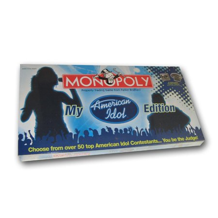 Monopoly: My American Idol Collector's Edition MOIDOL