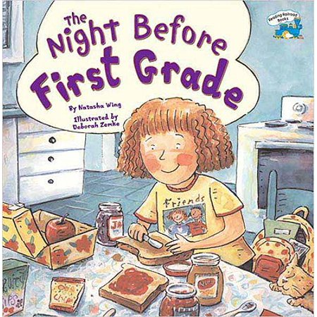 Halloween For First Grade (The Night Before First Grade)