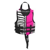 Airhead Wicked Neolite 30-50 Lb Pink Child Life Vest Jacket | 10077-02-B-HP