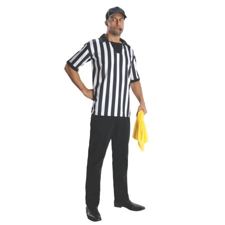 Halloween Adult Referee Costume (Referee Halloween Costumes)