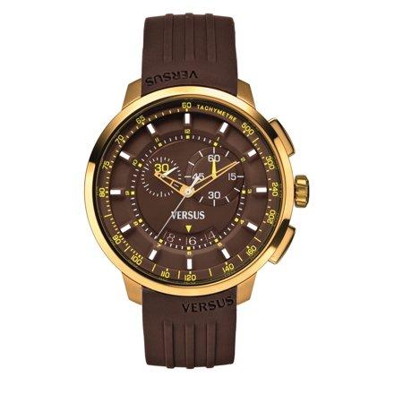 Versus by Versace Men\'s Manhattan Watch SGV060013 Chronograph ...