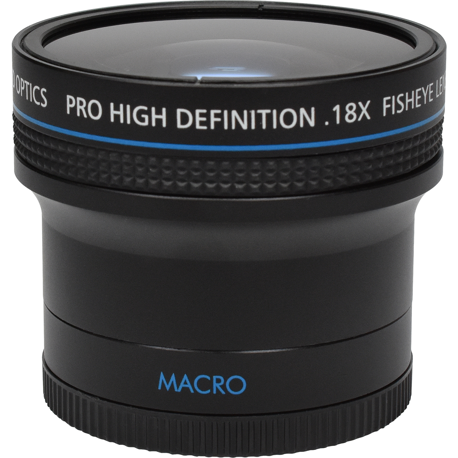 PHD Optics .18x HD Ultra Fisheye Lens (58mm)