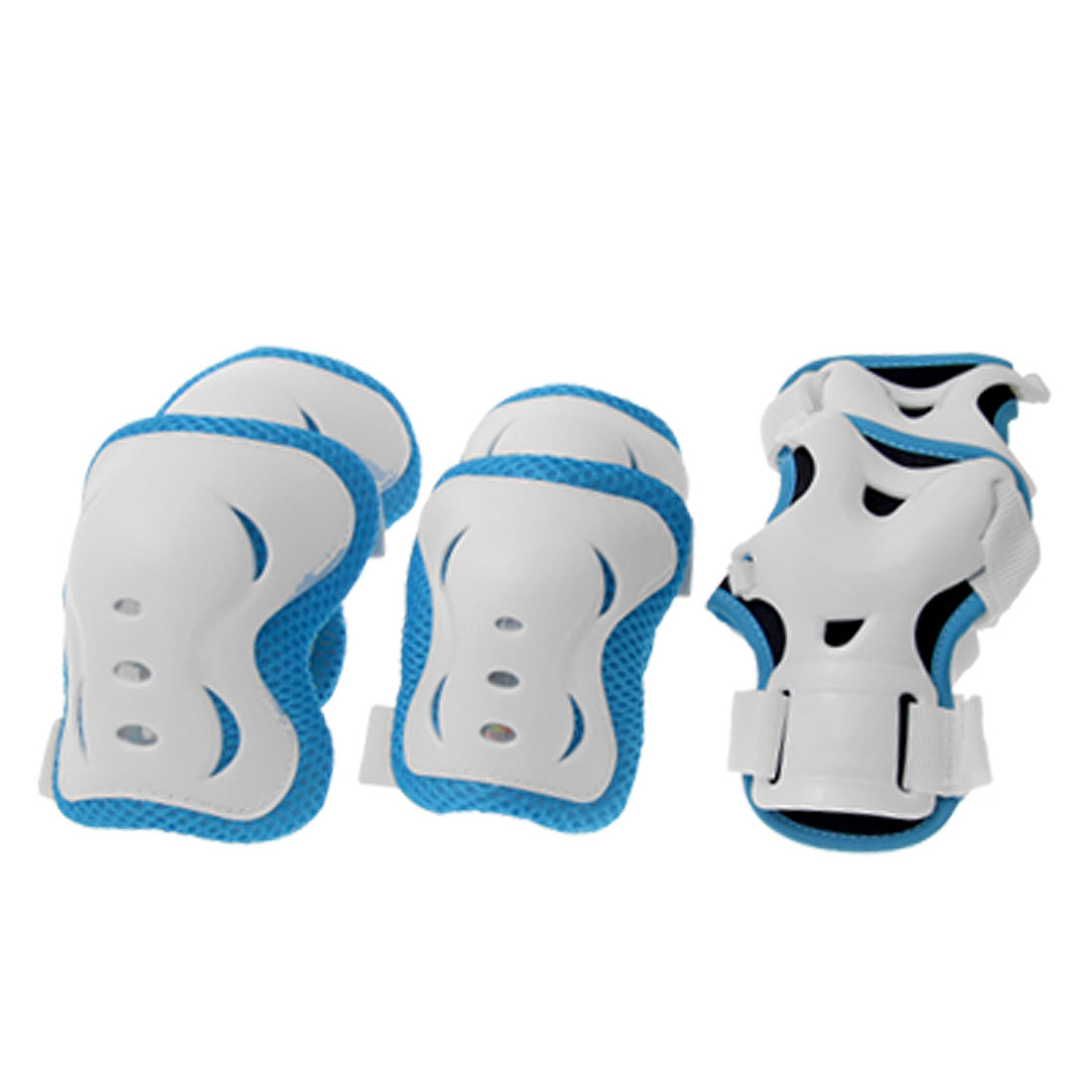 Set Sport Protector Children Elbow Knee Wrist Support - image 1 de 1