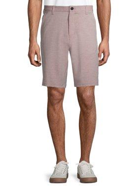 "George Big Men's 10"" Flat Front Shorts"