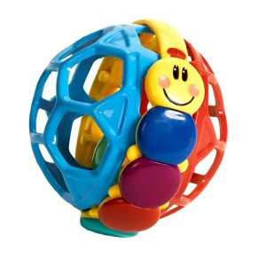 Baby Einstein Bendy Ball by Baby Einstein