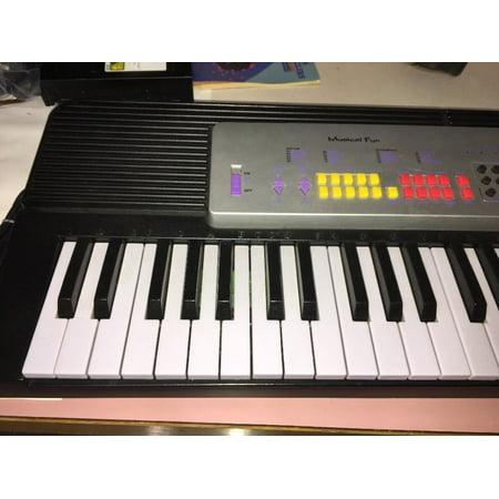 musical fun black keyboard