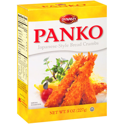 Dynasty Panko Japanese-Style Bread Crumbs, 8 oz