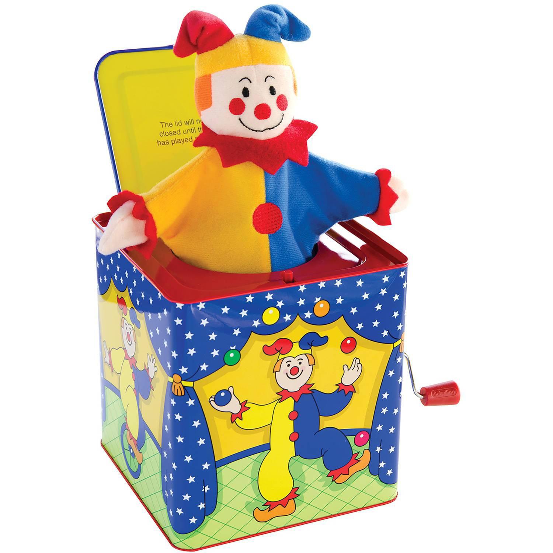 Schylling Jester Jack In Box Walmart
