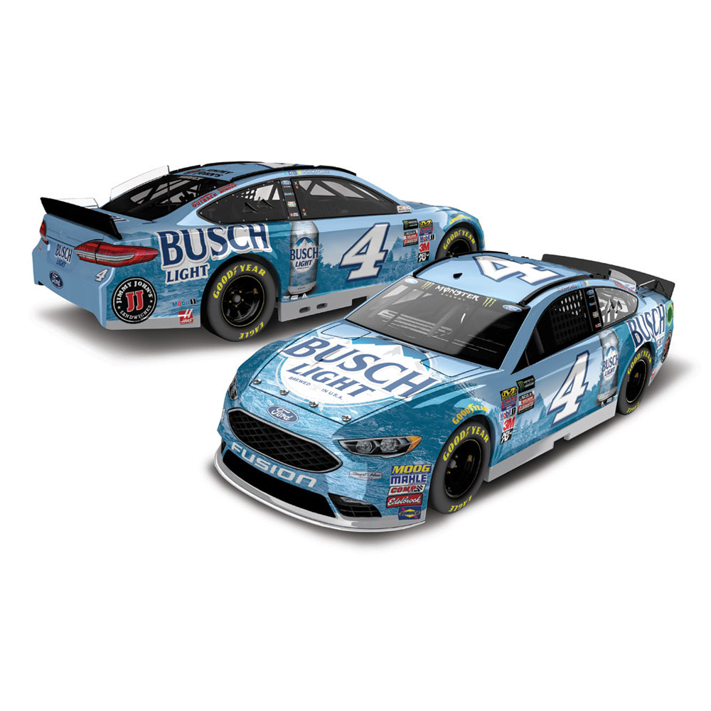 Kevin Harvick Action Racing 2017 #4 Busch Light 1:24 Monster Energy Nascar Cup Series... by Lionel LLC