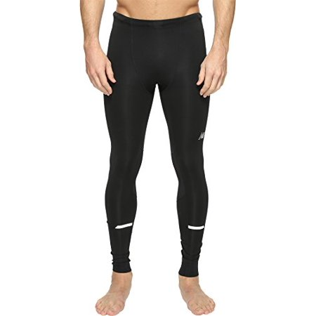 24038f76 New Balance Men's Impact Tights, Black, Medium