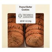Freshness Guaranteed Peanut Butter Cookies, 11 oz