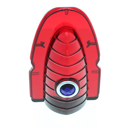 1954 Tail Light (1954 Chevy Blue Dot Tail Light Lens, Red)