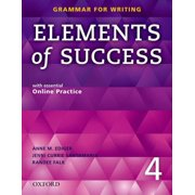 Elements of Success Level 4 Student Book