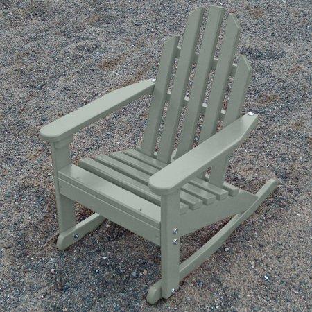 Prairie Leisure All Weather Wood Kiddie Rocking Chair