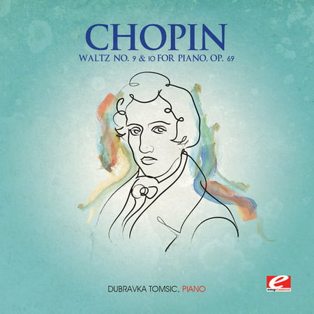 F. Chopin - Waltz 9 & 10 for Piano Op 69 [CD]