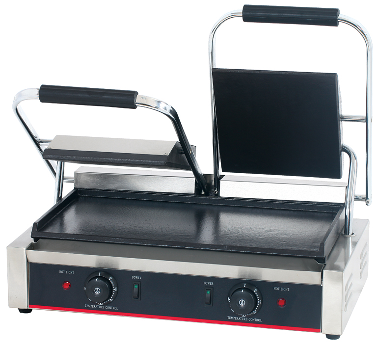 Hakka Commercial  Panini Press Grills Professional Restau...