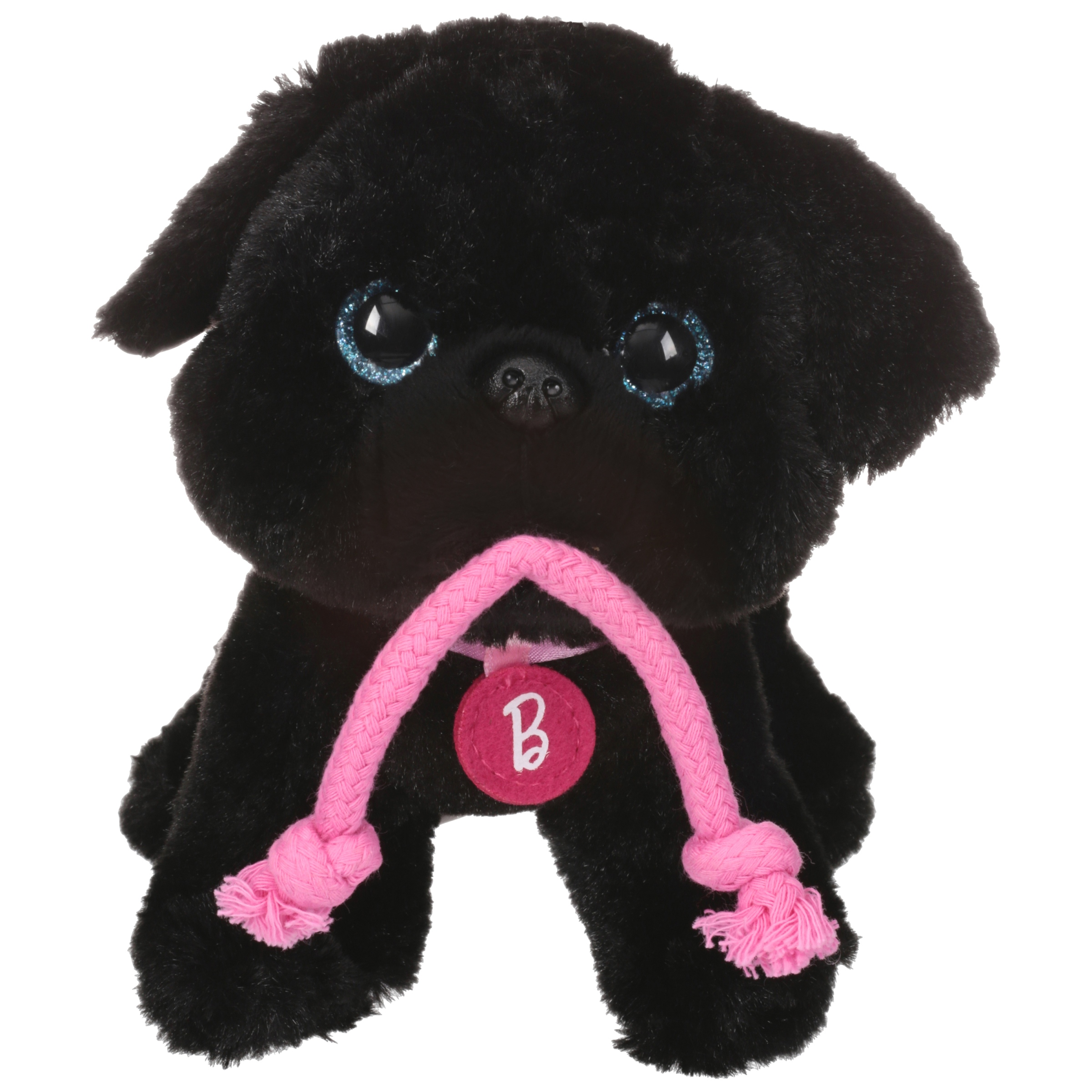 Barbie Puppy Adventure Beans Plush Pug