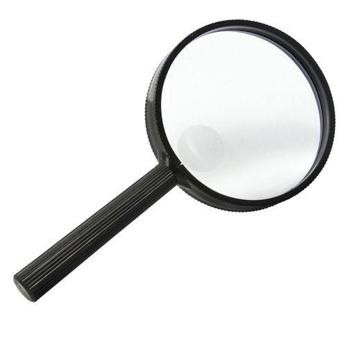 Plus size white dress 4x magnifiers