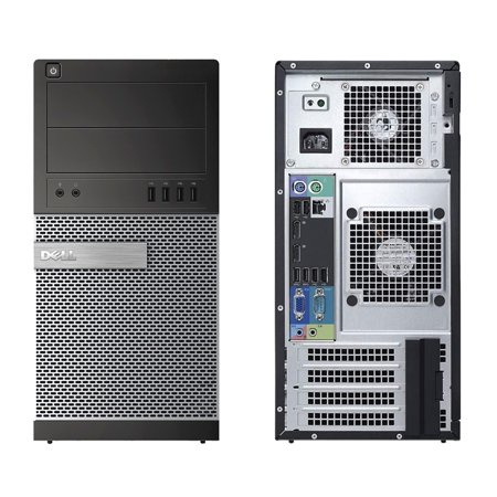 Dell OptiPlex 9020, Minitower, Intel Core i7-4770 up to 3.90 GHz, 4GB DDR3, NEW 1TB SSD, DVD-RW, Microsoft Windows 10 Pro 64-bit - image 3 de 3