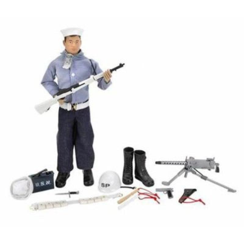 GI Joe Timeless Collection Anniversary Edition Sailor: Small Arms by Hasbro