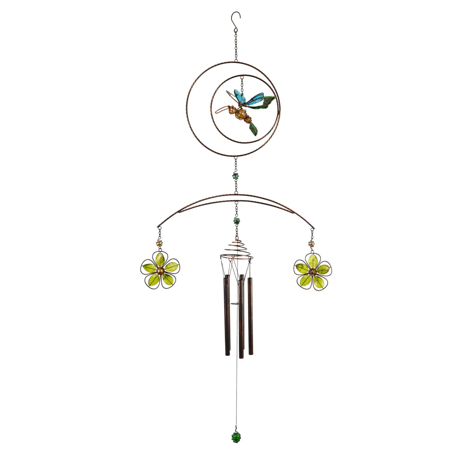 Red Carpet Studios Balancing Dragonfly Wind Chime