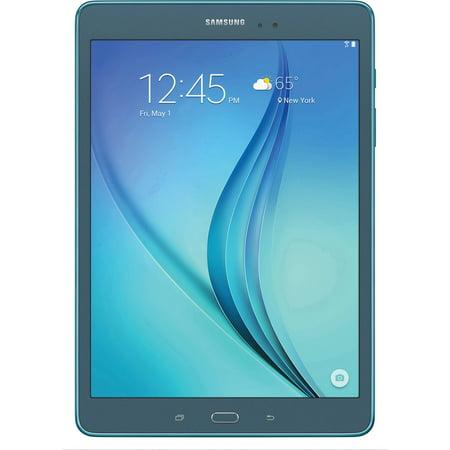 "SAMSUNG Galaxy Tab A-9.7"" 16GB Android Tablet -Wi-Fi (Model# SM-T550NZBAXAR)"