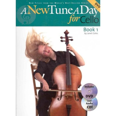A New Tune a Day for Cello: Book 1 by