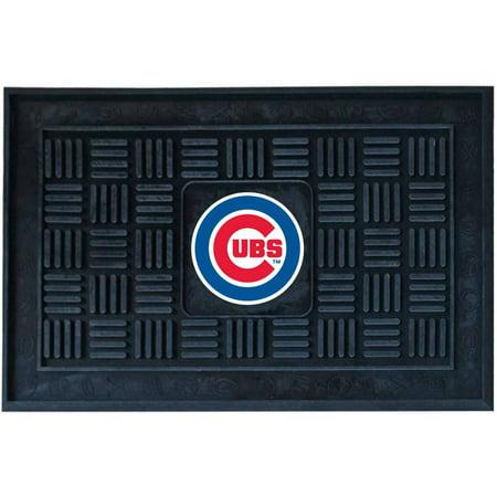 MLB Chicago Cubs Medallion Door Mat