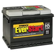 EverStart Maxx Lead Acid Automotive Battery, Group Size H5