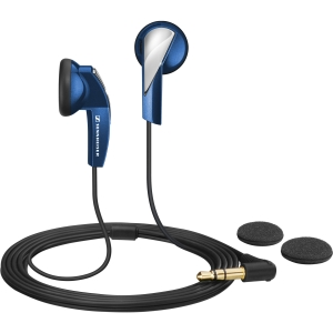 Mainstream Blue Earphones