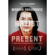Marina Abramovic: The Artist is Present (DVD)