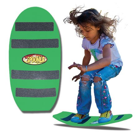 Spooner Boards Freestyle Green by Spooner Boards