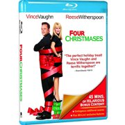 Four Christmases (Special Edition) (Blu-ray) (Widescreen) by TIME WARNER
