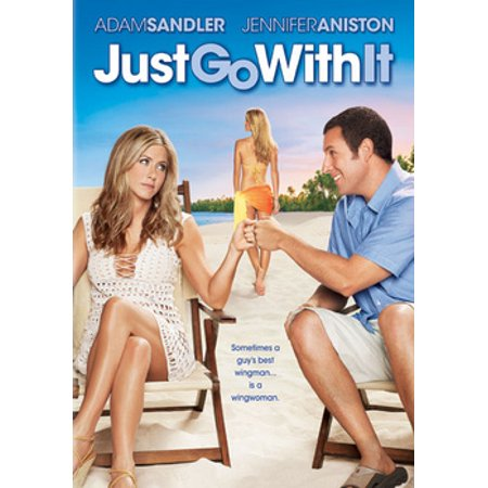 Just Go With It (DVD) (70s Go Go Dancer)