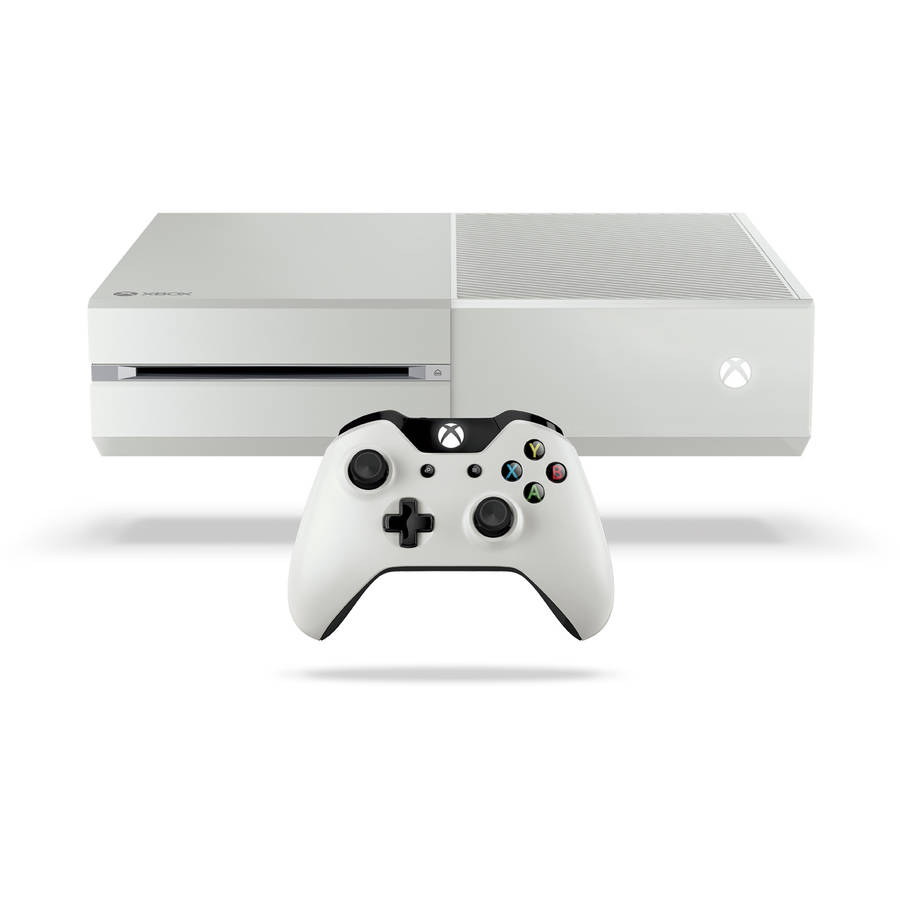 Xbox One Special Edition Halo: The Master Chief Collection Console Bundle, White + Xbox One VeoyCompro