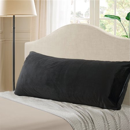 Evolive Micromink Body Pillow Cover 21 Quot X54 Quot With Zipper