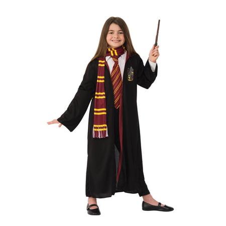 Gryffindor Dress-Up Kit � Kids Costume](Griffindor Patch)