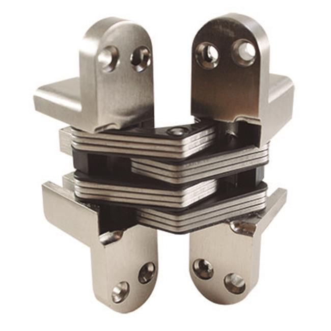 Jako Concealed Hinge BC, 630 Stainless Steel