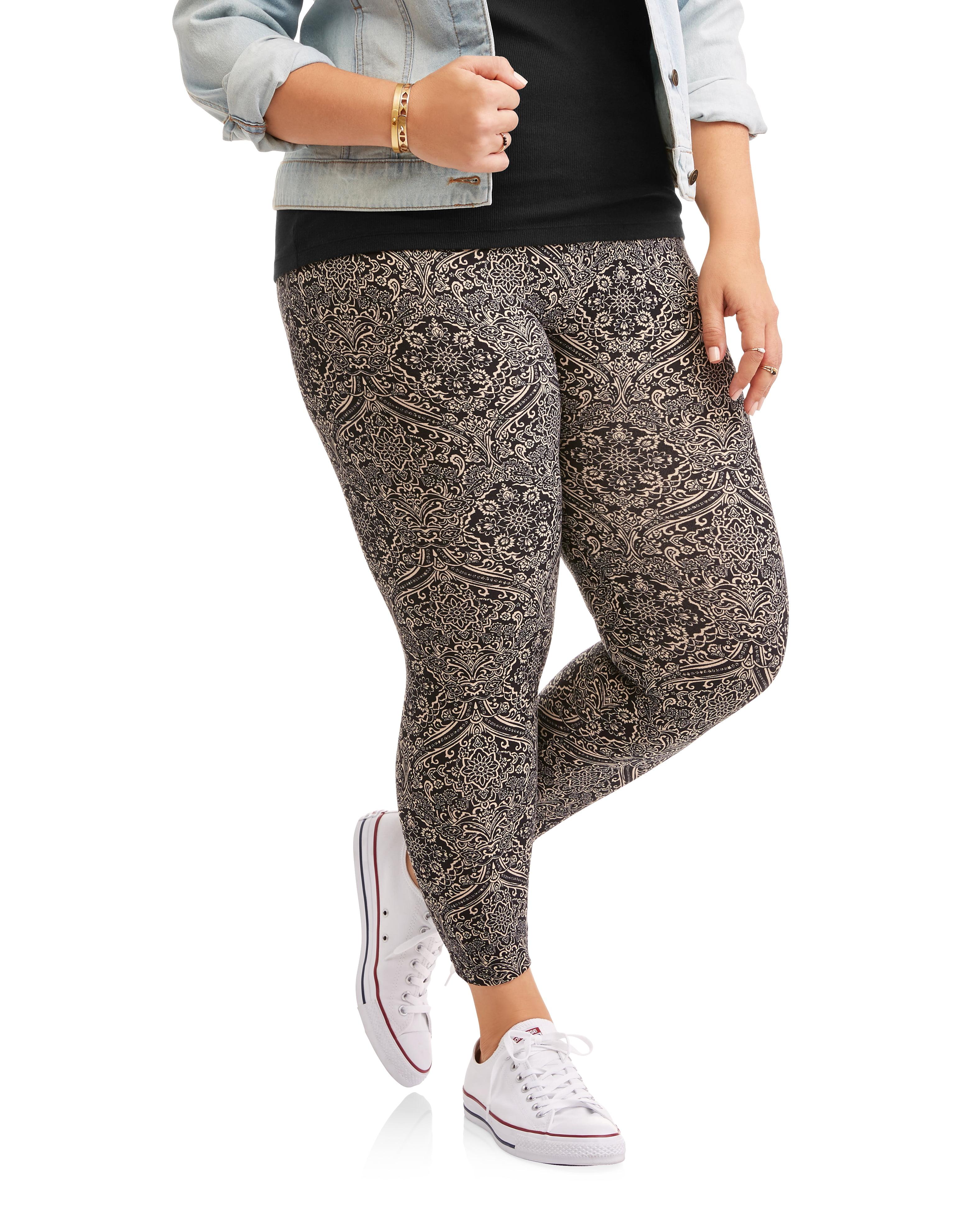 Whoa, Wait Women's Plus Twill Jogger Pants